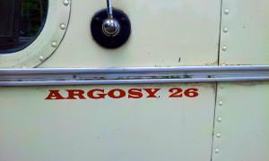 It's an Airstream Argosy