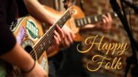 Happy Folk @ Rolling Fatties Restaurant | Kingfield | Maine | United States