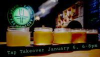 Tap Takeover with Urban Farm Fermentory @ Rolling Fatties | Kingfield | Maine | United States