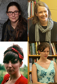 Word Buzz with 4 Local Women Poets @ Rolling Fatties   Kingfield   Maine   United States